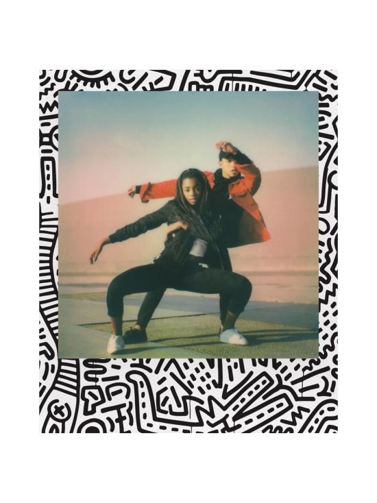 Polaroid Originals - Polaroid Originals I-TYPE Color pikafilmi - Keith Haring Edition   Stockmann - photo 4