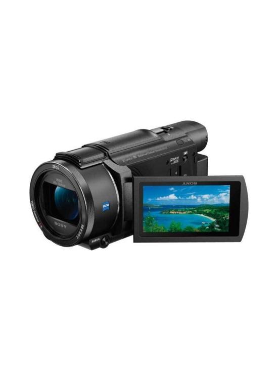 Sony - Sony FDR-AX53 4K Handycam   Stockmann - photo 1