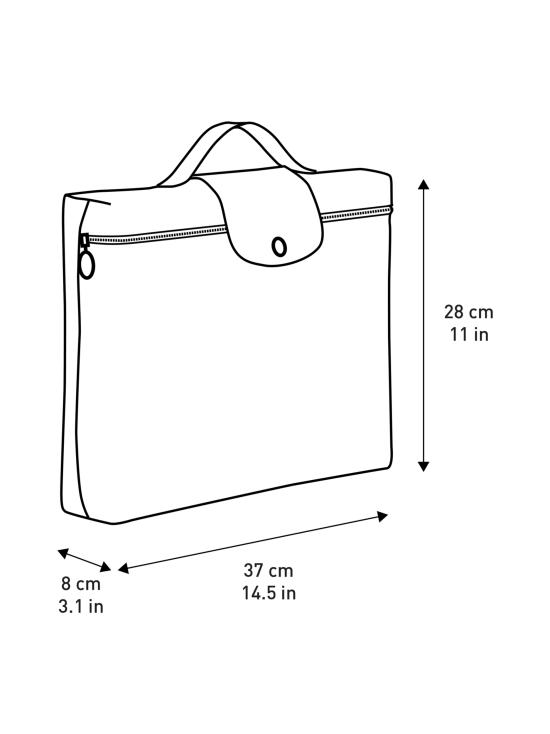 Longchamp - Le Pliage Document holder - Laukku - BLACK | Stockmann - photo 5