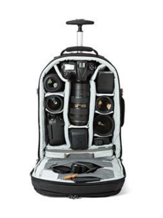 Lowepro - Lowepro Pro Runner RL X450 AW II kamerareppu pyörillä | Stockmann - photo 5