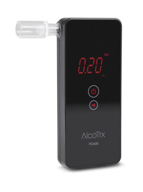 Alcotest - ALCOTRX Alkometri FCA35 - BLACK | Stockmann - photo 1