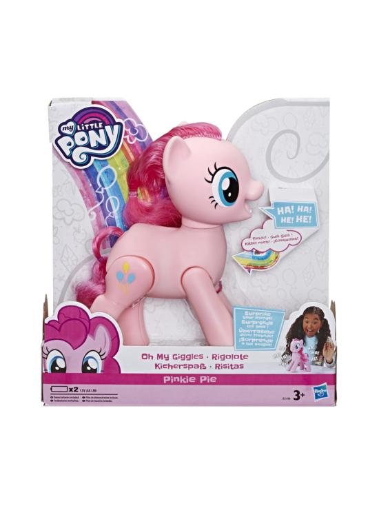 My Little Pony - HASBRO MY LITTLE PONY Oh My Giggles naurava Pinkie Pie -poni - null | Stockmann - photo 3
