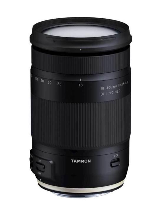 Tamron - Tamron 18-400mm f/3.5-6.3 Di II VC HLD (Canon) | Stockmann - photo 1