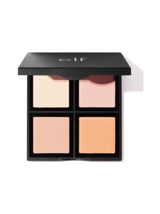 ELF Cosmetics - Illuminating Palette -4 sävyn korostusväripaletti 16g | Stockmann - photo 1