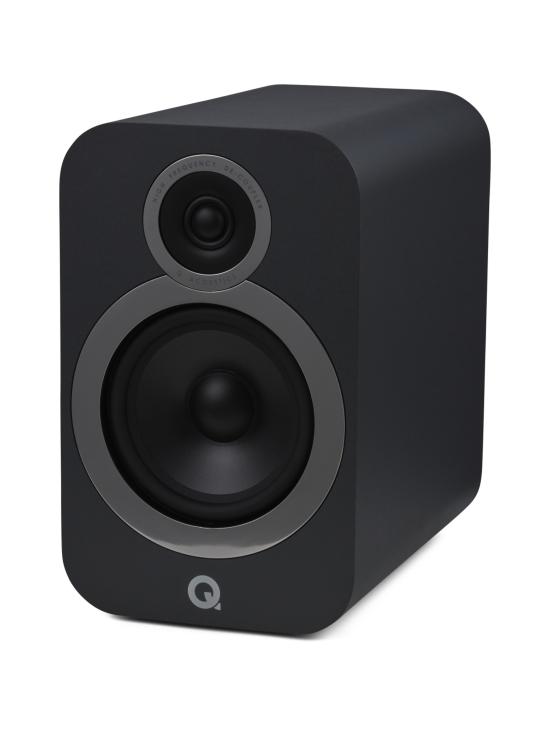 Q Acoustics - Q Acoustics Q3030i hyllykaiutin, harmaa | Stockmann - photo 3
