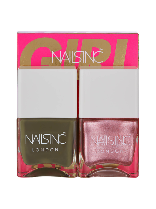 NAILS INC - Girl King - kynsilakkapakkaus 2x14ml - 12 | Stockmann - photo 1
