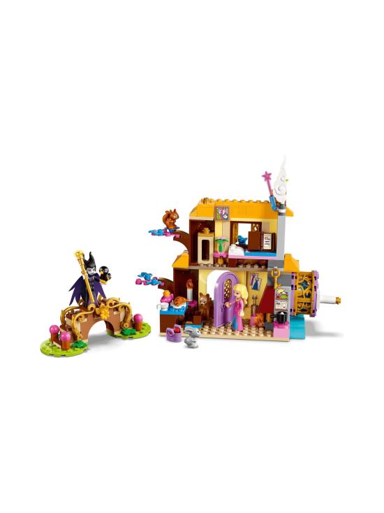 Lego Disney Princess - LEGO DISNEY PRINCESS Ruususen metsämökki 43188 - null | Stockmann - photo 4