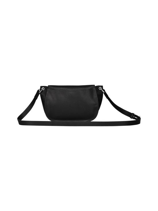 Longchamp - Le Foulonné Hobo Bag - Nahkalaukku - BLACK | Stockmann - photo 3
