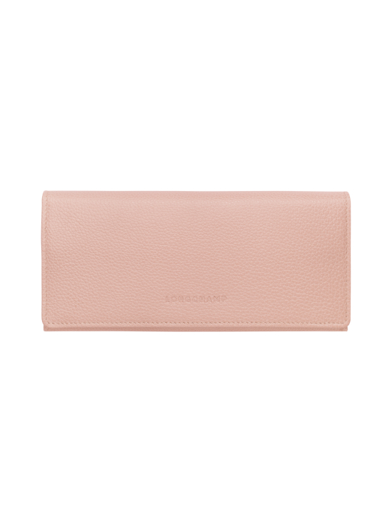 Longchamp - Le Foulonné – Long Continental Wallet – Nahkalompakko - POWDER | Stockmann - photo 1