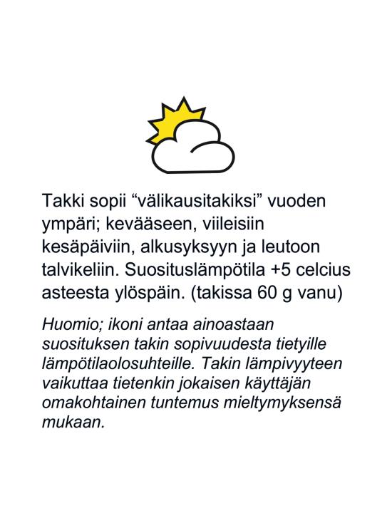 BELIEVE by tuula rossi - EVELYN, Navy Hupullinen Kevyt Takki Vanulla - NAVY, TUMMAN SININEN | Stockmann - photo 8