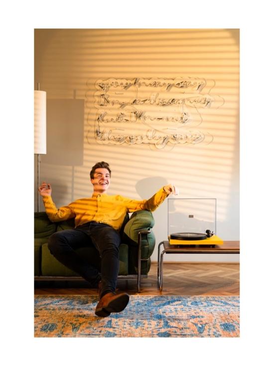 Pro-Ject - Pro-Ject Debut Carbon EVO levysoitin, pianopunainen | Stockmann - photo 6