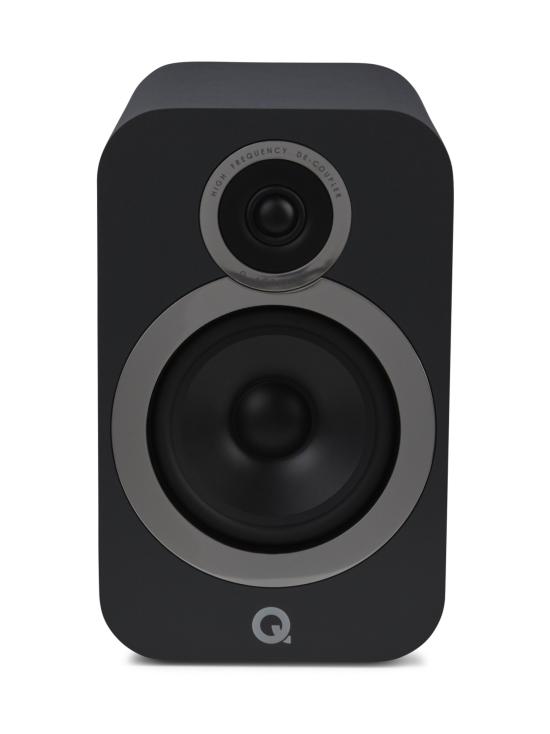 Q Acoustics - Q Acoustics Q3030i hyllykaiutin, harmaa | Stockmann - photo 4