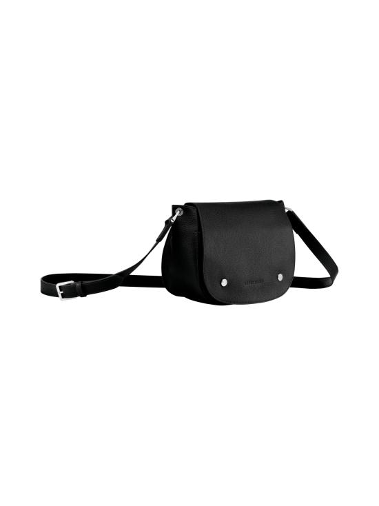 Longchamp - Le Foulonné Hobo Bag - Nahkalaukku - BLACK | Stockmann - photo 2