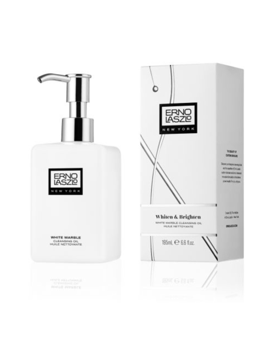Erno Laszlo - White Marble Cleansing Oil -puhdistusöljy 195ml - null | Stockmann - photo 2