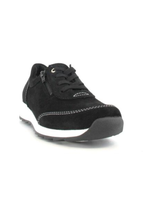 Pomar - MARJA Naisten Tennarit - BLACK SUEDE (WHT S) | Stockmann - photo 9