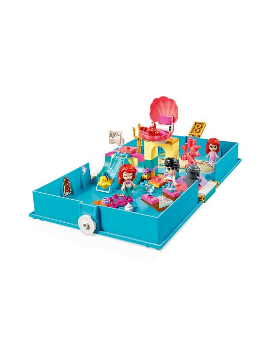 Lego Disney Princess - LEGO DISNEY Arielin satukirjaseikkailut 43176 - null | Stockmann - photo 3