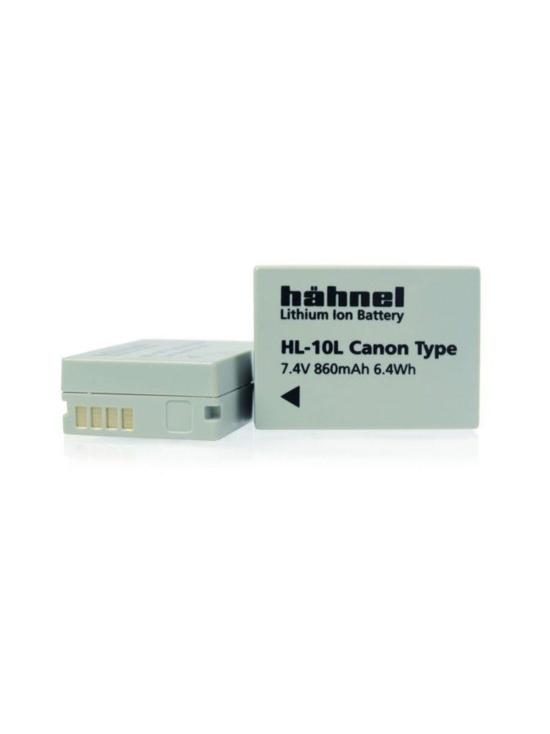 Hähnel - Hähnel HL-10L (Canon NB-10L) akku - null | Stockmann - photo 1