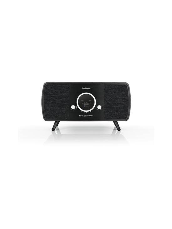 Tivoli - Tivoli Audio Music System Home GEN.2 black/black - null | Stockmann - photo 1