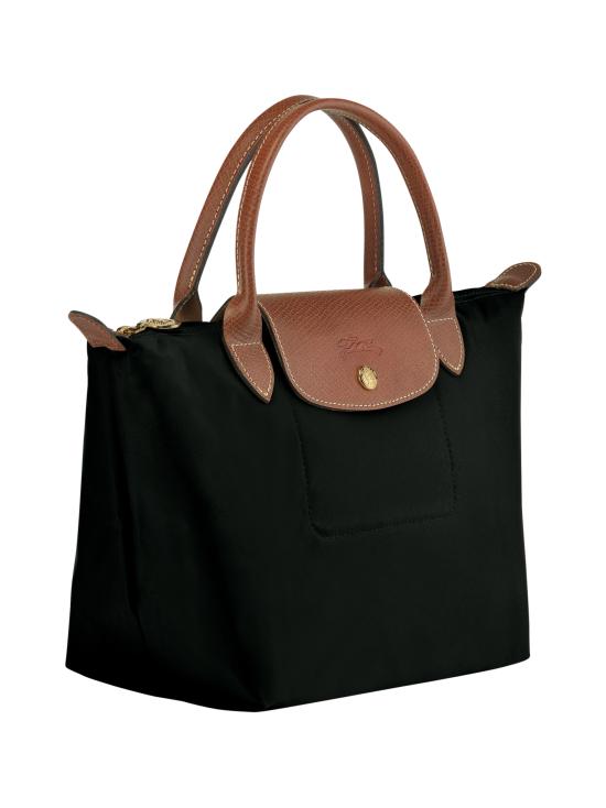 Longchamp - Le Pliage Top Handle S -Laukku - BLACK | Stockmann - photo 2