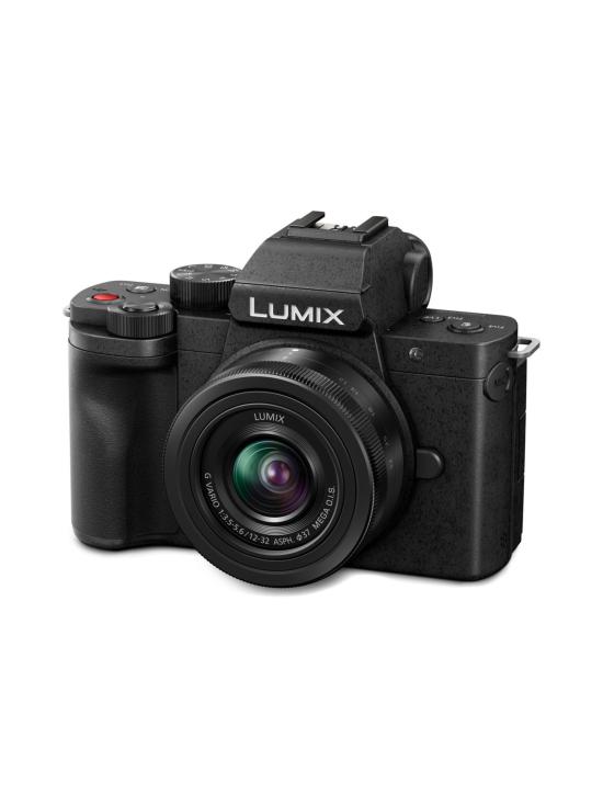 Panasonic - Panasonic Lumix G100 + 12-32mm F3.5-5.6 + kuvauskahva kit - null | Stockmann - photo 2