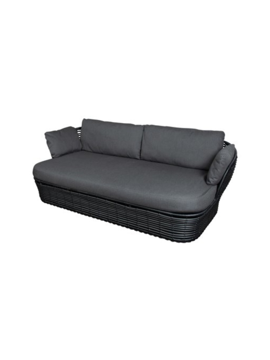 Cane-Line - Basket -kahden istuttava sohva - HARMAA | Stockmann - photo 2