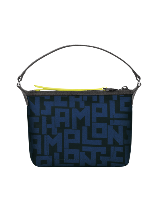Longchamp - Le Pliage LGP - Pouch - Käsilaukku - BLACK/NAVY | Stockmann - photo 3