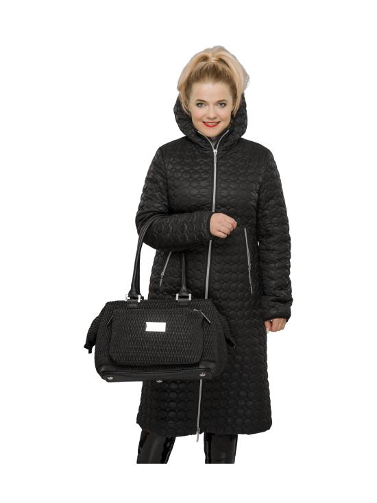 BELIEVE by tuula rossi - SMART BAG Black Stretch Tikkikangas Käsilaukku - BLACK, MUSTA | Stockmann - photo 10