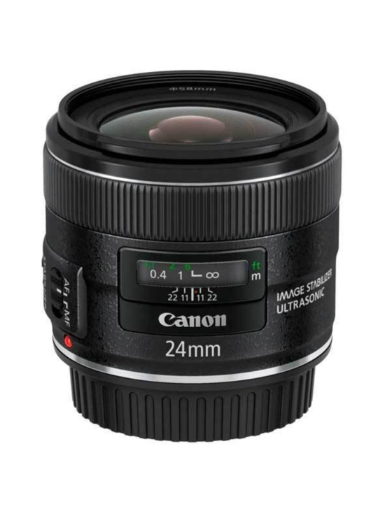 Canon - Canon EF 24mm f/2.8 IS USM - null | Stockmann - photo 1