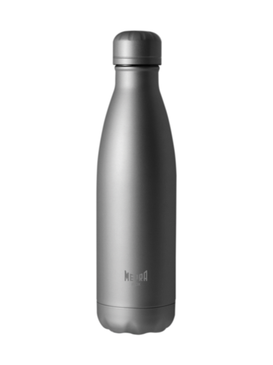 Mepra - BOB Blue Ocean Bottle-juomapullo 500 ml - VULCAN GREY | Stockmann - photo 1