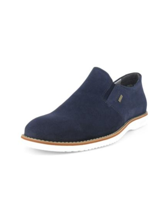 Pomar - KUOVI Miesten GORE-TEX loaferit - OCEAN SUEDE/ WHITE SOLE | Stockmann - photo 8