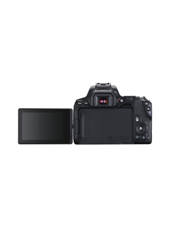 Canon - Canon EOS 250D + 18-55mm IS STM -järjestelmäkamera Kit - Musta - null | Stockmann - photo 3