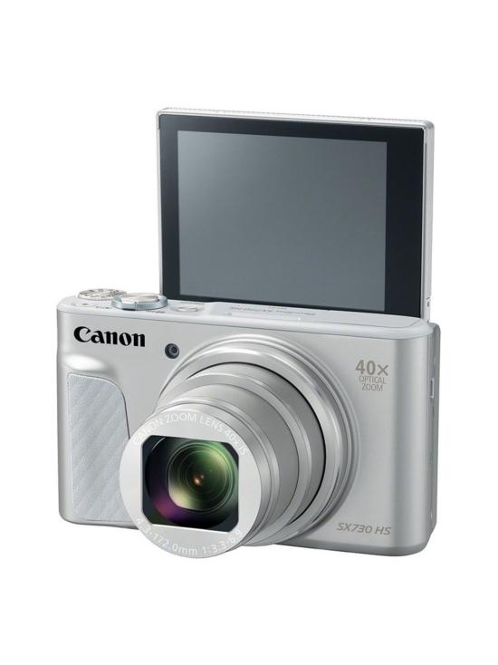 Canon - Canon PowerShot SX730 HS - Hopea - null   Stockmann - photo 2