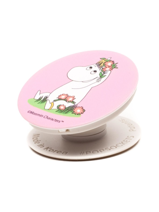 Popsockets - PopSockets Moomin with Flowers -puhelimen pidike - VAALEANPUNAINEN | Stockmann - photo 2