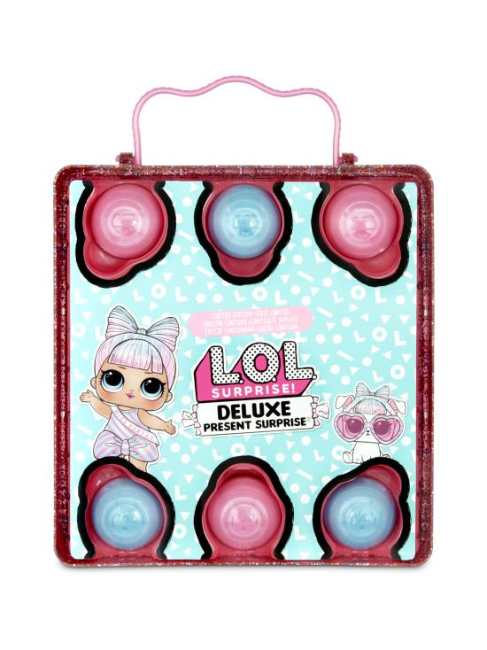 L.O.L. Surprise - MGA L.O.L. Surprise Deluxe Present Surprise leikkisetti   Stockmann - photo 1
