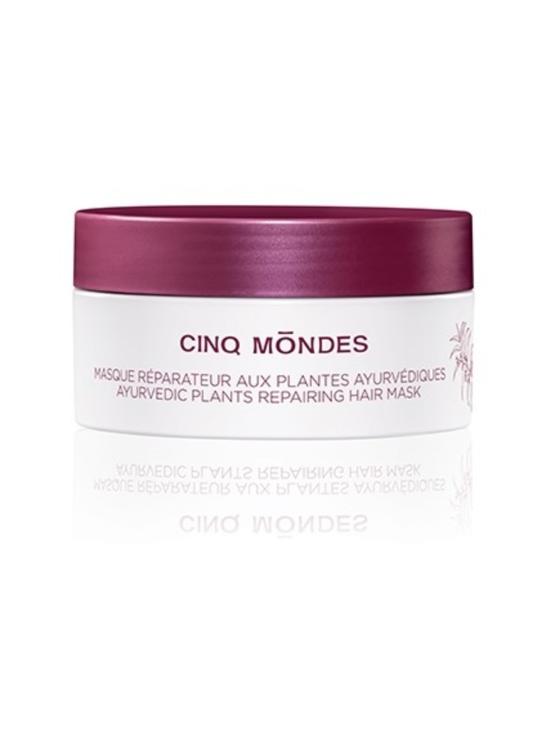 Cinq Mondes - Ayurvedic Plants Repairing Hair Mask (200ml)   Stockmann - photo 1
