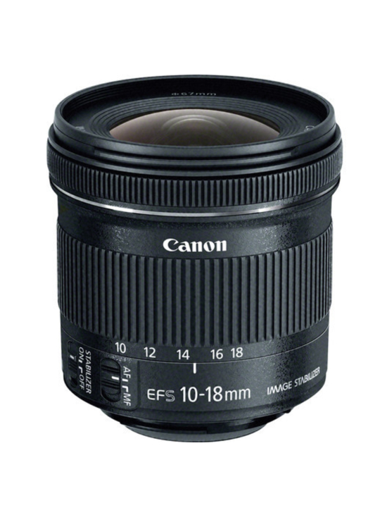 Canon - Canon EF-S 10-18mm f/4.5-5.6 IS STM - null | Stockmann - photo 3