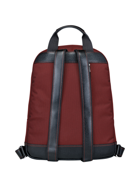 Longchamp - Boxford Backpack - Reppu - RED LACQUER   Stockmann - photo 3