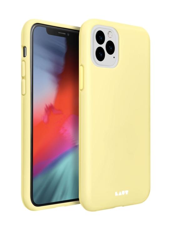 Laut - HUEX PASTELS iPhone 11 Pro -suojakuori - Sherbet - KELTAINEN   Stockmann - photo 1