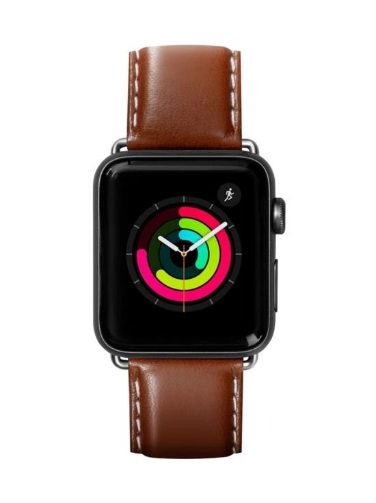 Laut - Oxford Apple Watch (38/40 mm) -nauha (ruskea) - RUSKEA | Stockmann - photo 1