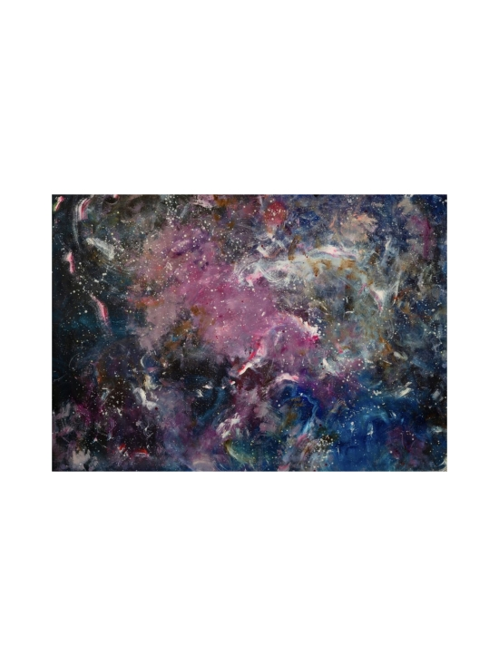 Boskil - Space Your Mind / SPACE / Yoga mat   Stockmann - photo 4