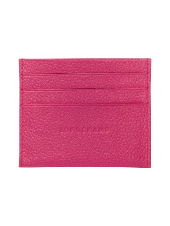 Longchamp - LE FOULONNÉ - CARD HOLDER - KORTTIKOTELO - PINK | Stockmann - photo 1