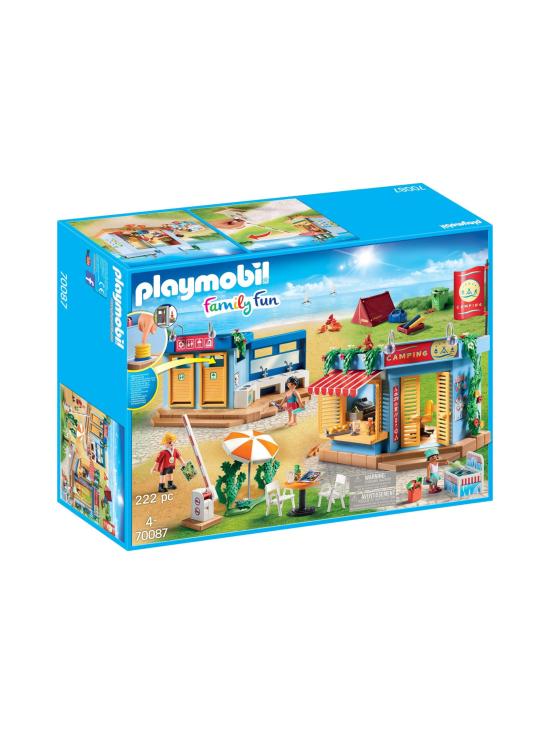 Playmobil - PLAYMOBIL Suuri leirintäalue - null   Stockmann - photo 1
