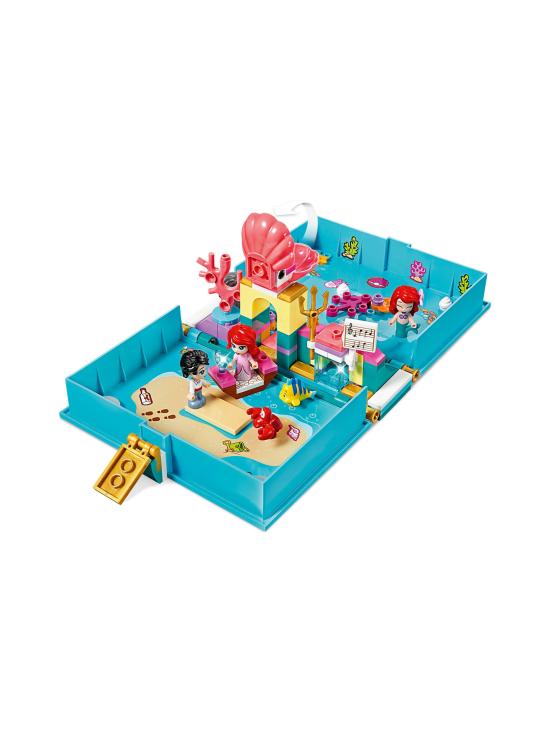 Lego Disney Princess - LEGO DISNEY Arielin satukirjaseikkailut 43176 - null | Stockmann - photo 5
