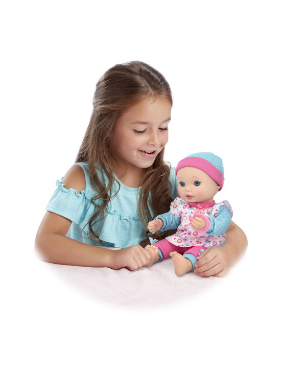 New Adventures - NEW ADVENTURES Vauvanukke ja tutti, 31 cm - null   Stockmann - photo 1