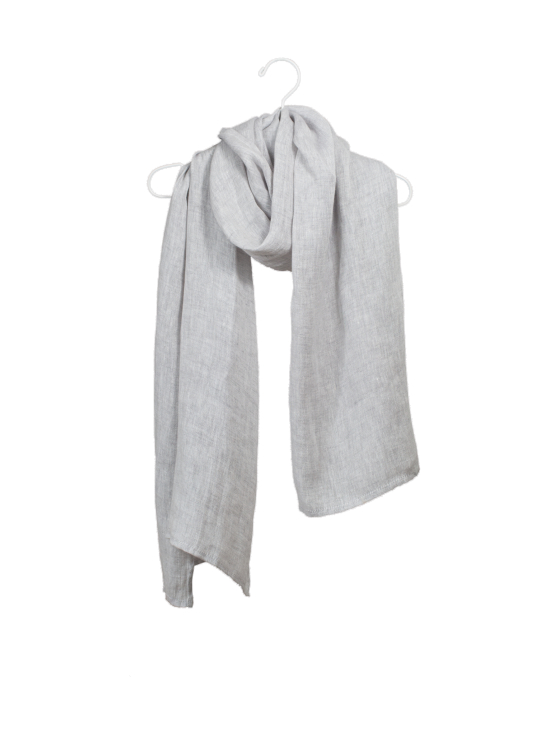 Nordic Swan Living - Jeans pellava -huivi - HARMAA | Stockmann - photo 1