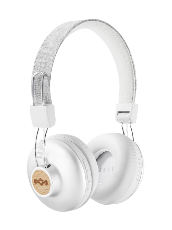 House of Marley - House Of Marley Positive Vibration Bluetooth kuuloke - SILVER | Stockmann - photo 1