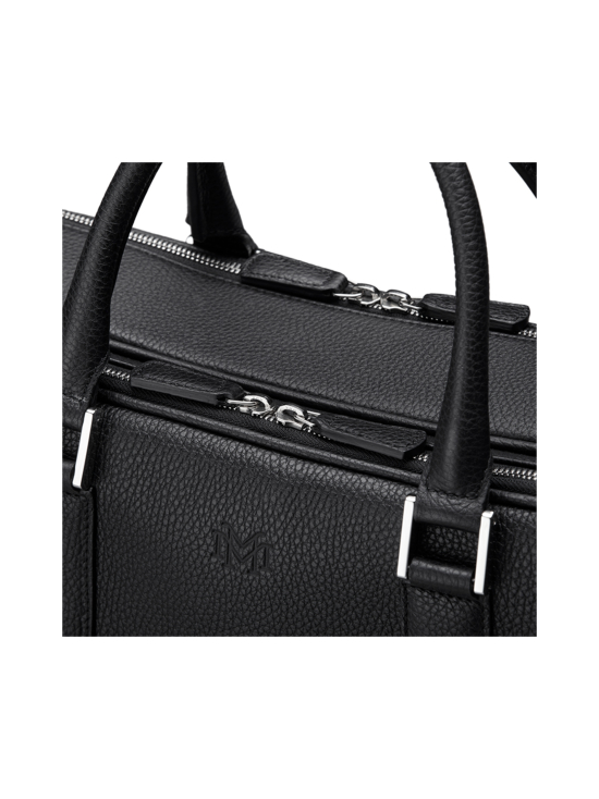MMV Bags - Varese Onenighter Bag -nahkalaukku - MUSTA | Stockmann - photo 4