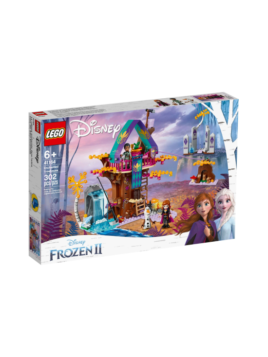 Lego Disney Princess - LEGO FROZEN Lumottu puumaja 41164 - null   Stockmann - photo 1