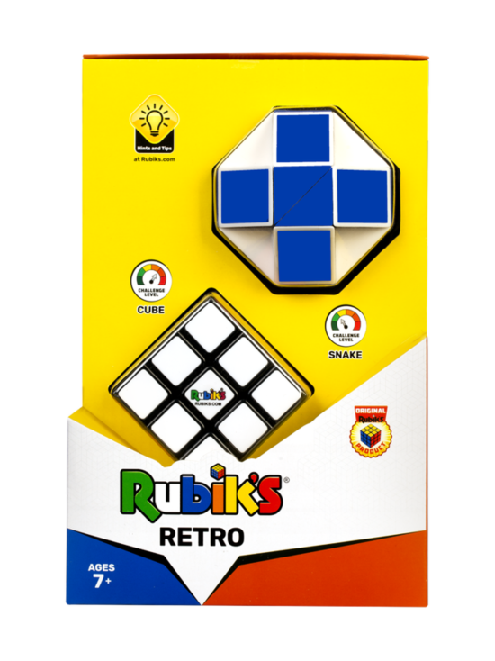 Rubik's cube - RUBIK Lahjapakkaus