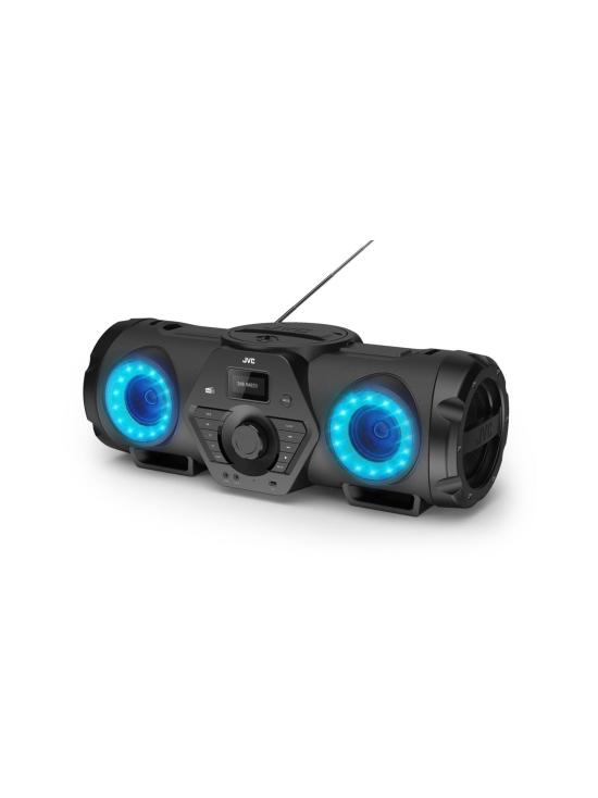 Jvc - JVC RV-NB300DAB BoomBlaster kannettava musiikkijärjestelmä   Stockmann - photo 6